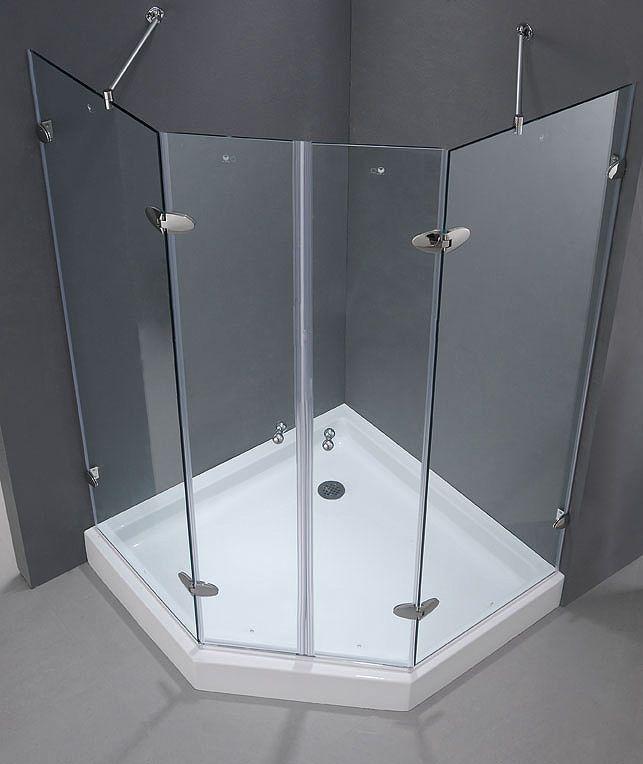 Best 25+ Replacement Shower Doors Ideas On Pinterest | Shower Door, Shower  Doors And Frameless Shower Doors