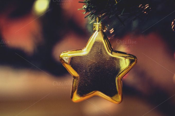 Check out Christmas decorations 3 by Pixelglow Images on Creative Market