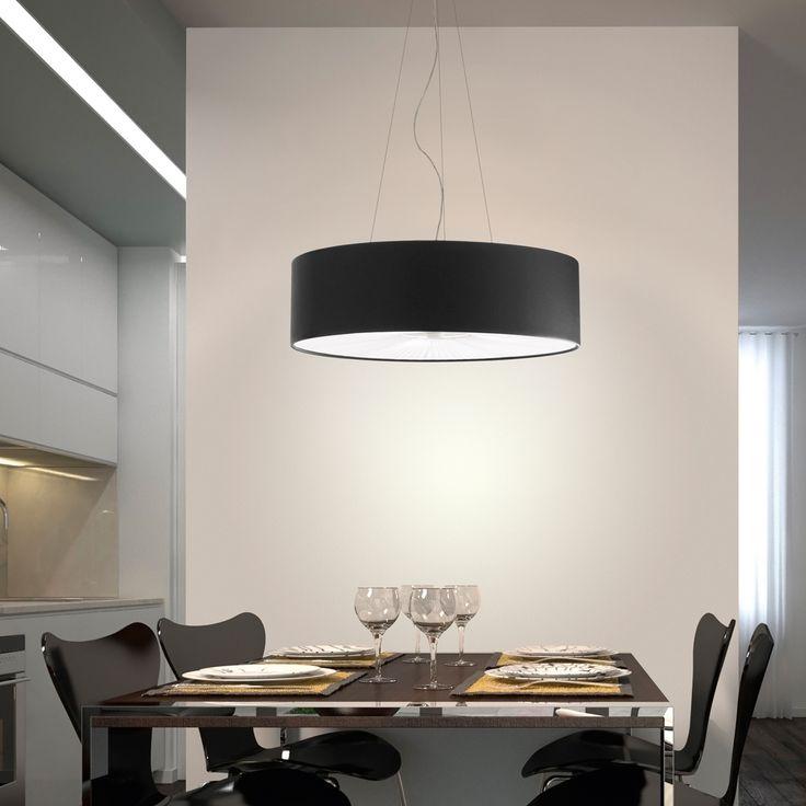 Skin suspension lamp by axo light