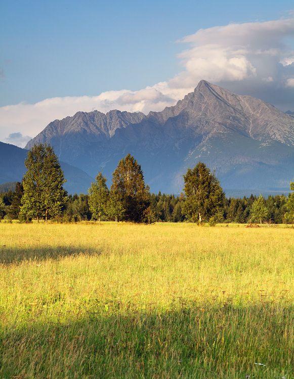 Kriváň, High Tatras, Slovakia