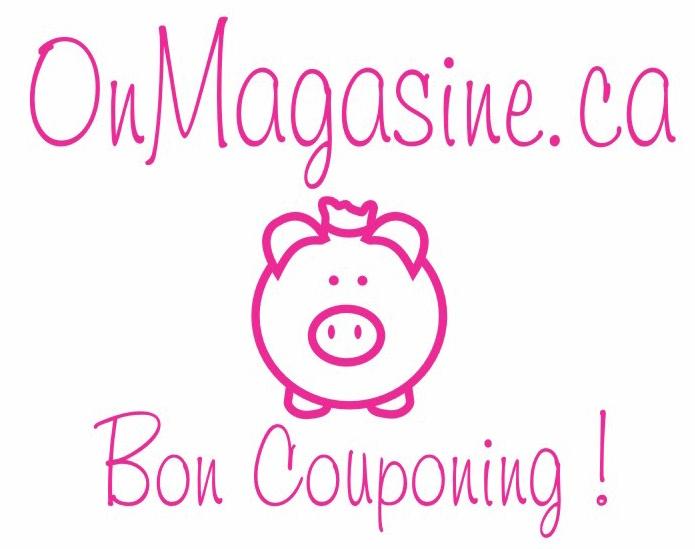 Blog sur les coupons rabais gratuits au Québec qui me permet de faire plein d'économie!