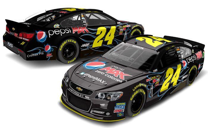 nascar diecast   Jeff Gordon Diecast - Jeff Gordon NASCAR Diecast Cars