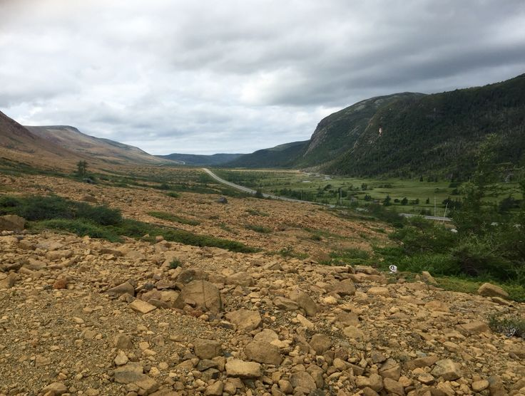 The Tablelands, Gros Morne National Park, Newfoundland