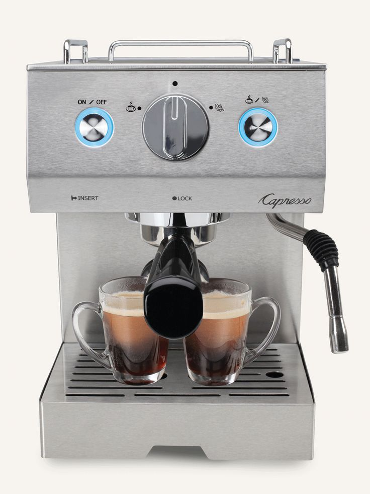 Espresso lovers, we have a new product for you! Our Café PRO Espresso & Cappuccino Machine is perfect for beginners, baristas, and everyone in between.