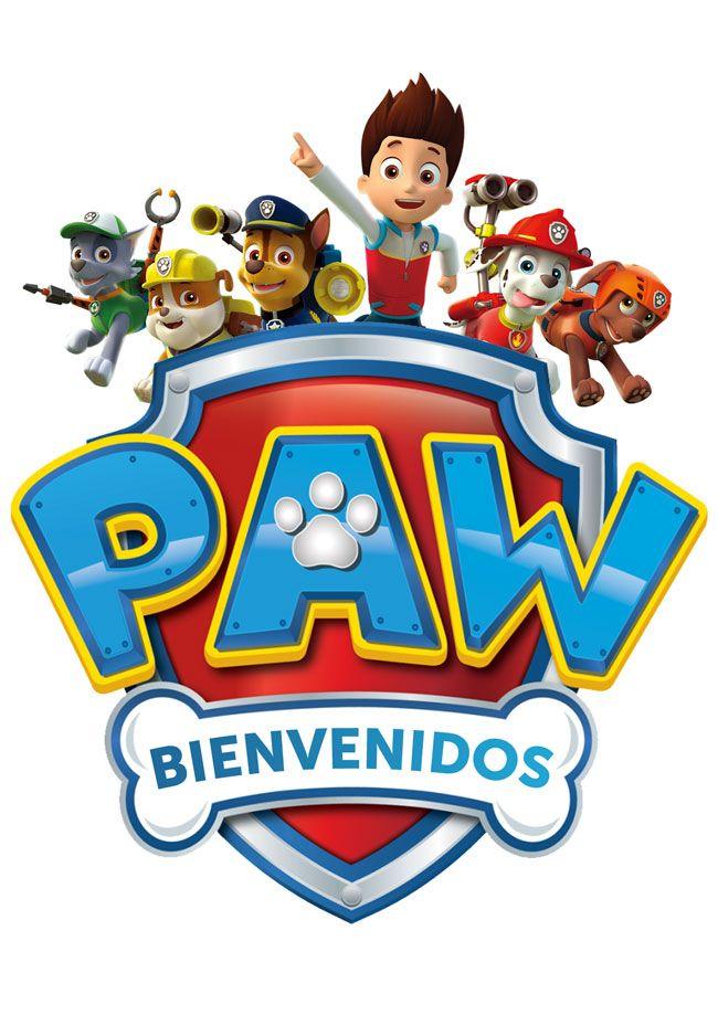 Paw Patrol Patrulla Canina Descargar Paw Patrol Cartel Bienv En 2021 Cumpleanos Patrulla Canina Decoracion Patrulla Canina Decoracion La Patrulla Canina Cumpleanos