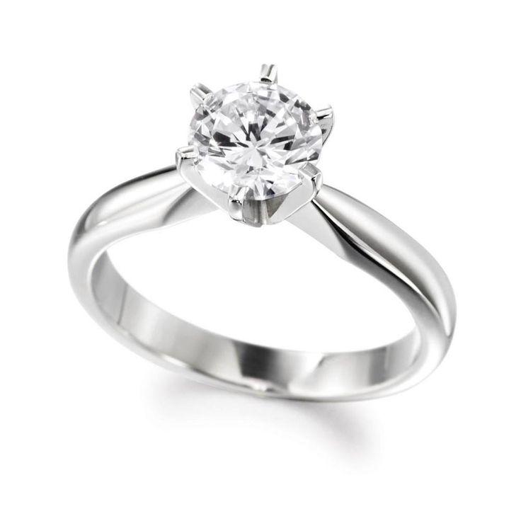Diamond Engagement Rings Tiffany 18