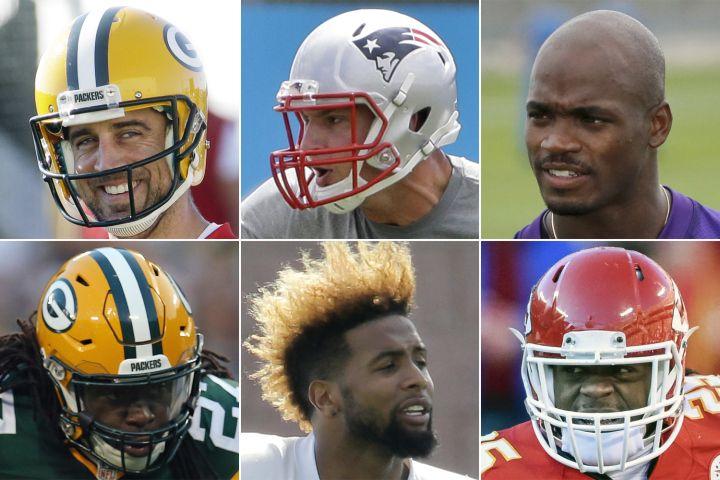 Fantasy football primer, part 1: draft strategies, top25