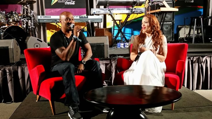 Faith Evans Calls Big Tigger To Discuss The Love Of Her Life...Notorious...
