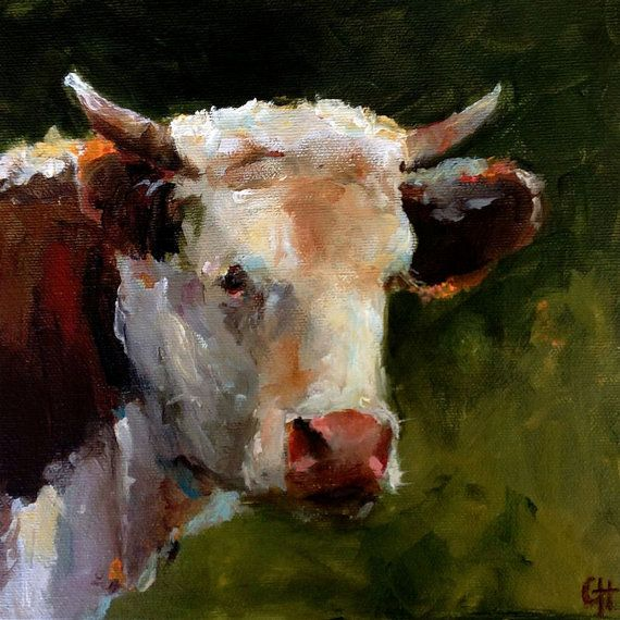 Hey, I found this really awesome Etsy listing at http://www.etsy.com/listing/153774572/cow-painting-print-a-short-rest-canvas