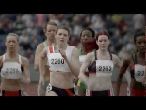 "National Lottery funded athletes - TV advert Extended Version > ""Life Changing"""