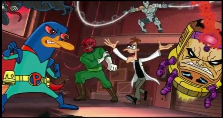 Cross-over Marvel Avengers / Phinéas et Ferb. Mission Marvel prévu pour l'été 2013 sur Disney Channel et Disney XD.