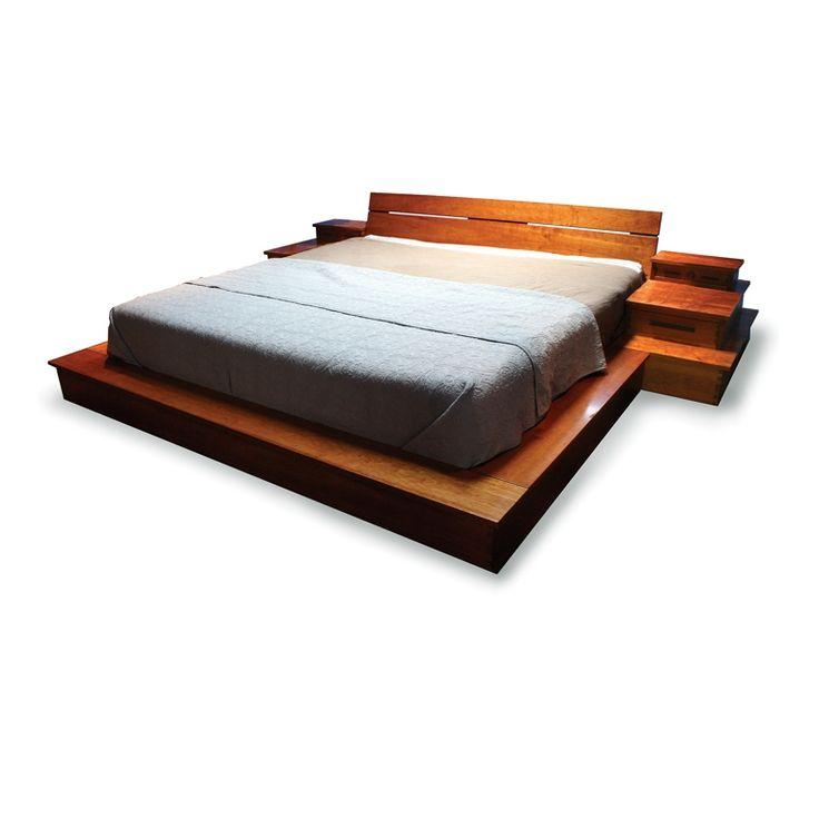 36 Best Platform Beds Images On Pinterest Bedrooms