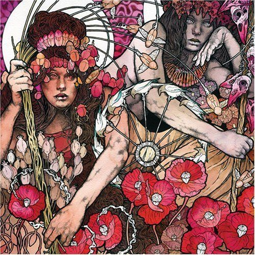 Baroness Red Album - Artwork by John Baizley