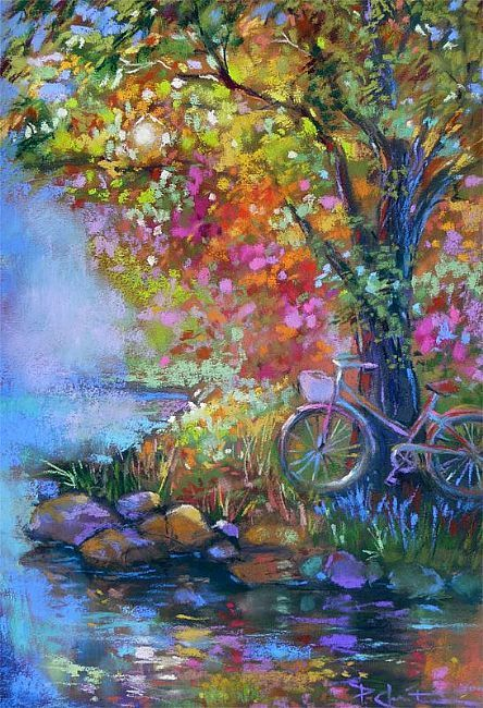 """Retreat"" by Patricia  Lee Christensen"