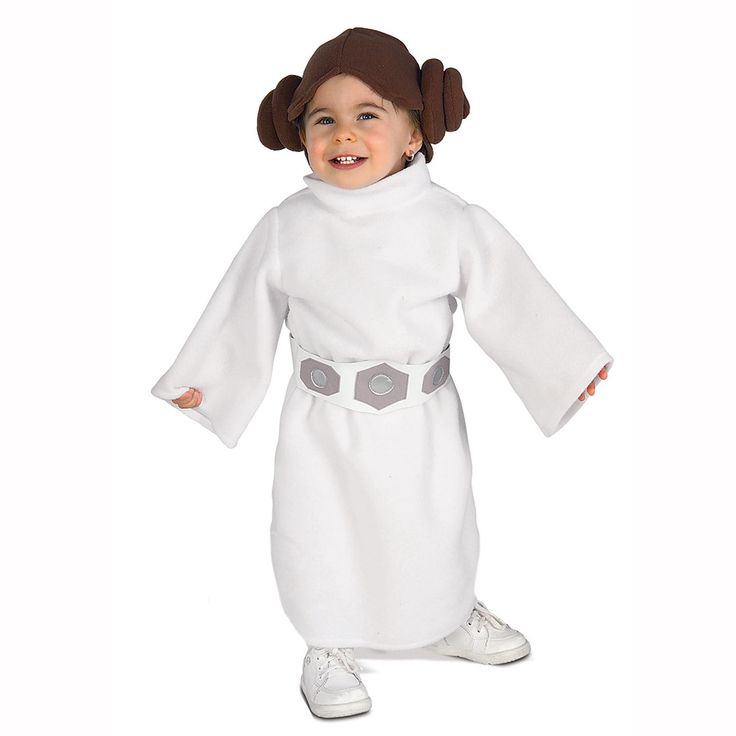 Star Wars. Prinsessa Leia. Lasten asu.