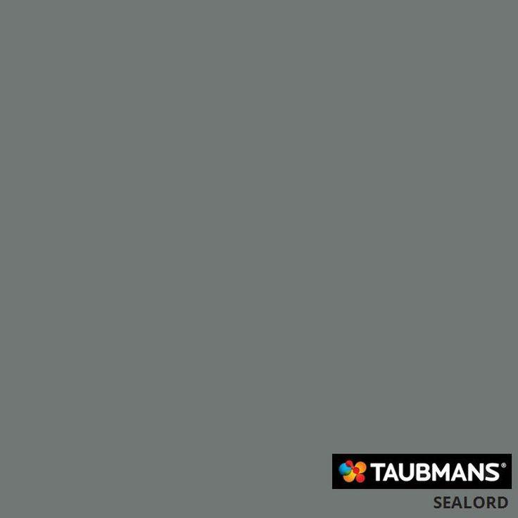 #Taubmanscolour #sealord