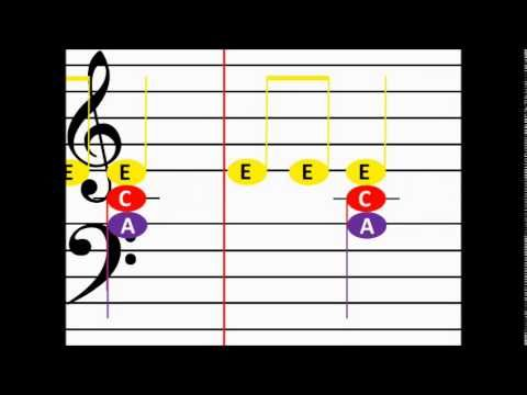 Introduce students to historical composers by playing their music with boomwhackers! This video is a boomwhacker arrangement of Rossini's William Tell Overture. Your kids will be begging to play boomwhackers every day.