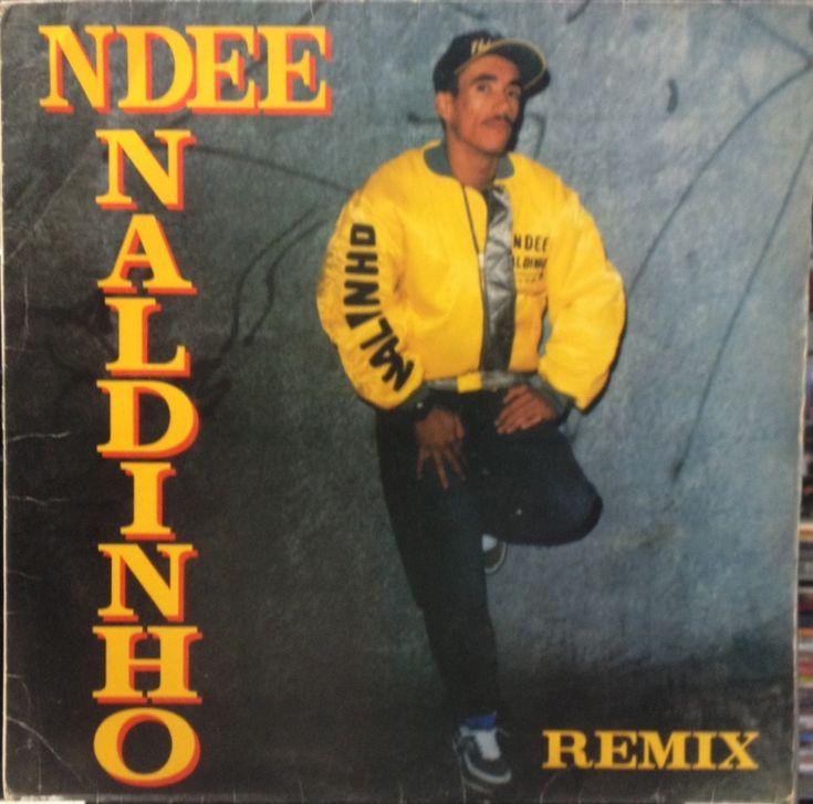 LP NDEE NALDINHO - REMIX (VINYL DE RAP NACIONAL)
