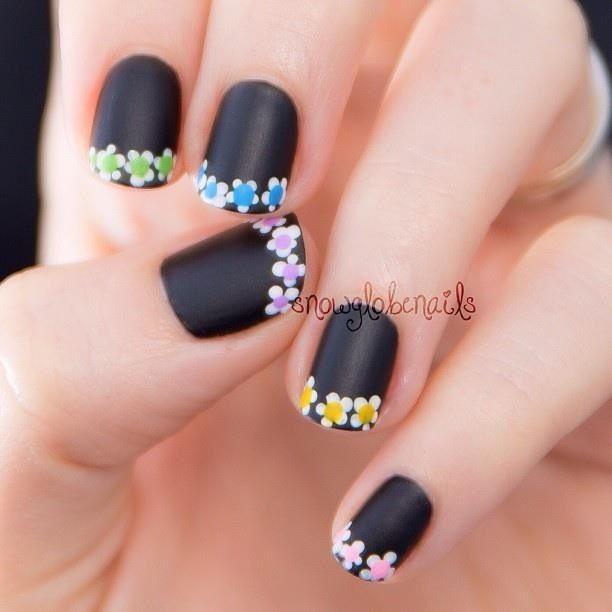 Resultado de imagen para pintados de uñas para manos juveniles PRACTICANTES