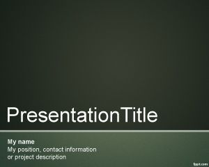 Si busca un diseño formal para PowerPoint entonces este diseño de PowerPoint hecho plantilla elegante en diapositivas de PowerPoint es ideal para sus presentaciones formales. También si busca ejemplos de presentaciones formales para utilizar en la empresa o su negocio, esta plantilla con un leve tono de verde en el background puede serle de mucha utilidad, incluso si busca plantillas Keynote gratis o PowerPoint templates for Mac pero también para Microsoft PowerPoint con un fondo formal…
