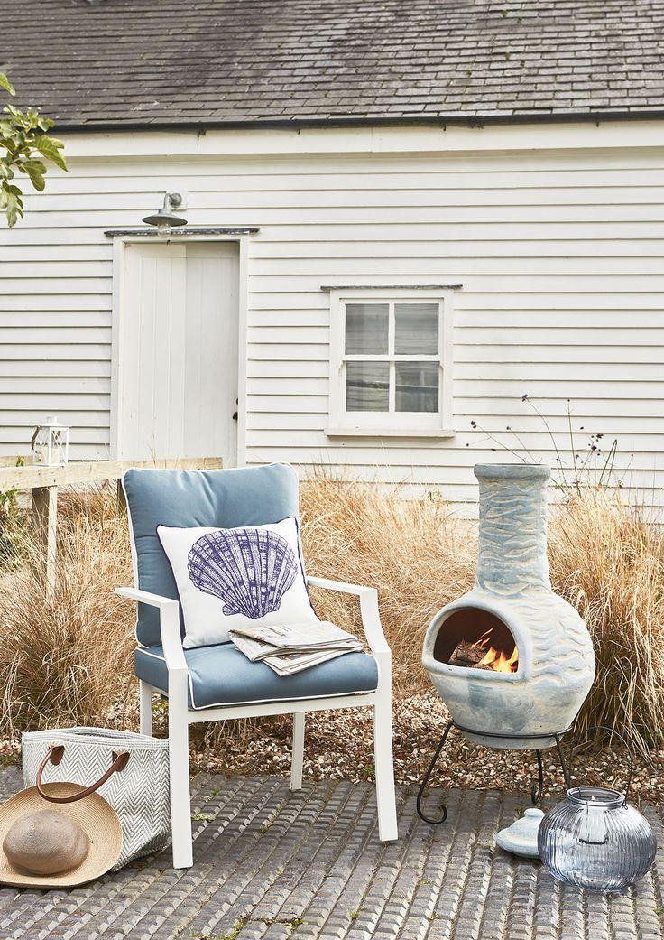 Enjoy Your Garden For Longer With The Warmth Of A Stylish Chiminea. ChimineaGarden  FurnitureOutdoor LivingOutdoor LifeOutdoorsOutdoor Activities