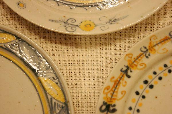 志村和晃さんの陶展、『春の器』が明日より始まります! | Rytas 水がめ座ダイアリー