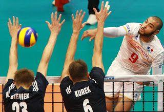 Blog Esportivo do Suíço: França derruba a Polônia e briga pelo título da Liga Mundial com a Sérvia