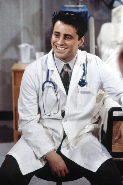 Still of Matt LeBlanc in Friends (1994)