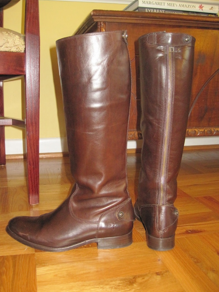 Dropped 24% on Feb 6. FRYE Melissa Button Knee-High Boot