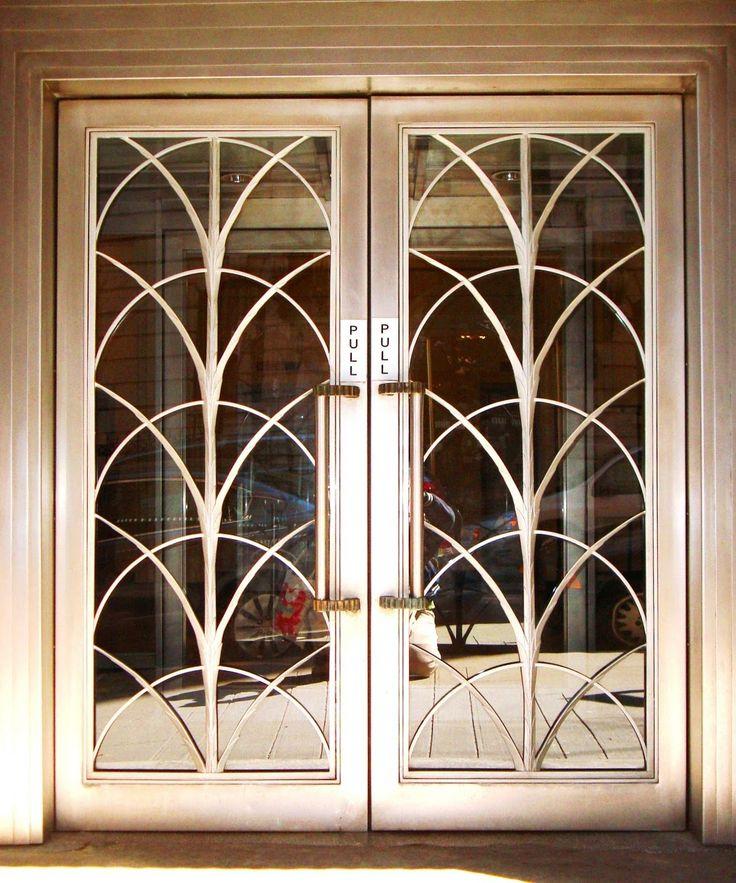 471 Best Art Deco Entrances Images On Pinterest Art Deco