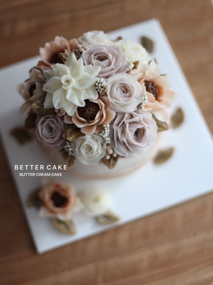 . Done by my student www.better-cakes.com 🌸 Any inquiries about BETTER CLASS, Plz contact me through LINE or Email as Mail👉🏻bettercakes@naver.com Line👉🏻better_cake Facebook👉🏻Better Cake Kakaotalk👉🏻bettercake #buttercream#cake#베이킹#baking#bettercake#like#버터크림케익#베러케이크#cupcake#flower#꽃#sweet#플라워케익#koreabuttercream#wilton#앙금플라워#디저트#buttercreamcake#dessert#버터크림플라워케익#follow#beanpaste#koreancake#beautiful#윌튼#instacake#꽃스타그램#컵케익#instafood#flowercake