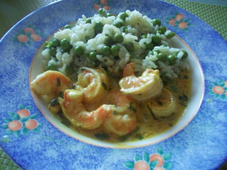 Verrukkelijke Bengalese Scampi In Koriander-mosterdsaus recept | Smulweb.nl