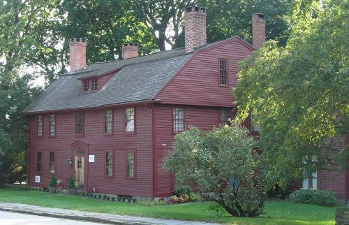 1000 Images About Colonial Primitives Buildings On
