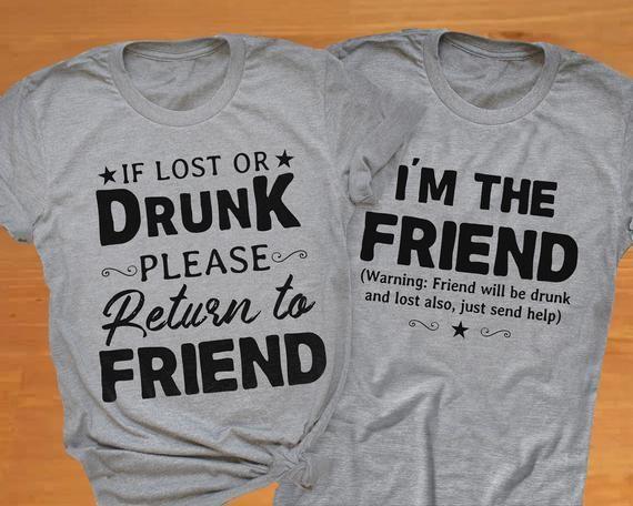 Team Monica Friends t-shirt fitted short sleeve womens