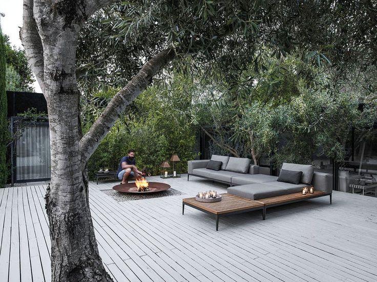 Trenger du ny parasoll? Spisebord eller noen myke puter? Her er 30 flotte ideer til fornyelse av hage og balkong.