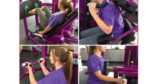 Planet Fitness' certified fitness instructor gives Gold-Medal worthy advice on how to build lean muscle in order to reach weight loss goals! #PFPromo
