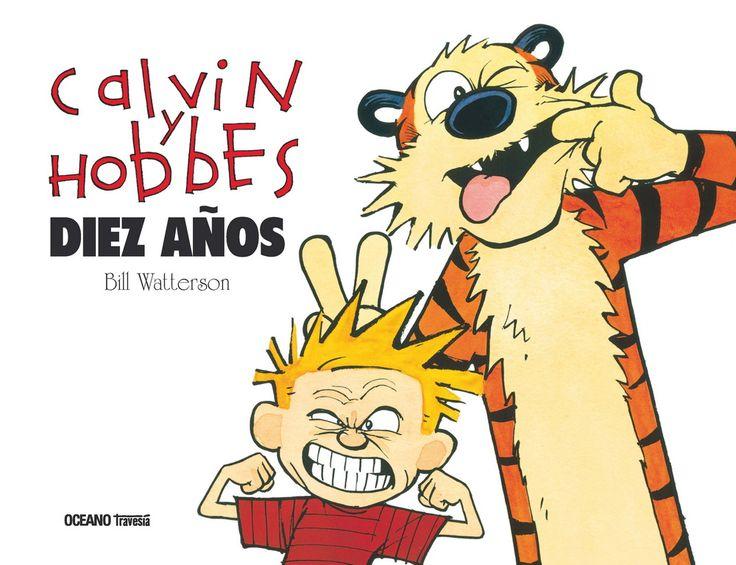 Este volumen de Calvin y Hobbes se publicó con motivo del cumpleaños número diez de una de las tiras cómicas más exitosas y entrañables de todos los tiempos.