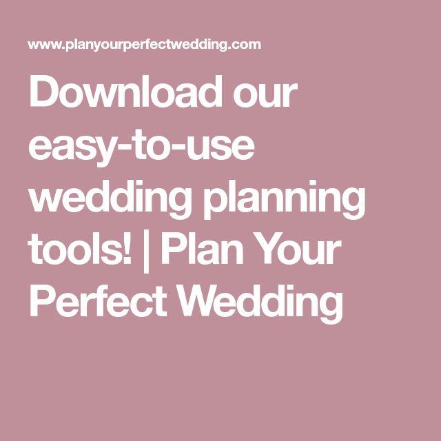Best 25+ Wedding budget worksheet ideas on Pinterest Wedding - wedding plan