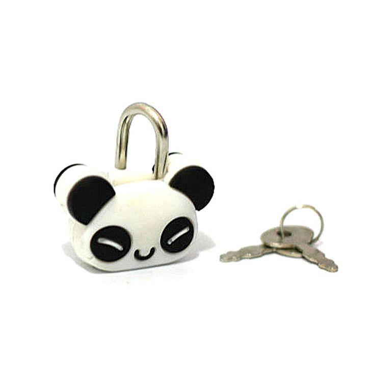 Stationary Lock Panda Rp 35.000