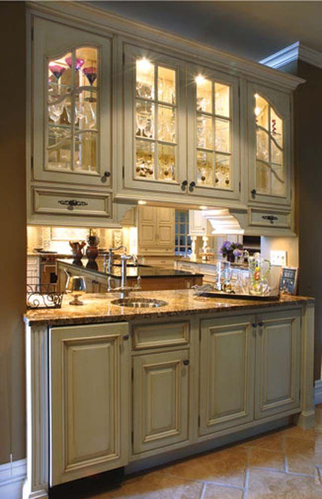 upscale kitchen pictures | Amazing European Elegance Kitchen listed in: Luxury Kitchens Kitchen ...