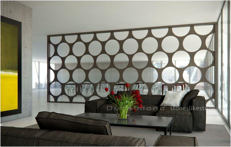duralmond celosia raumteiler von stoneslikestones f r modernes wohnen duralmond celosia. Black Bedroom Furniture Sets. Home Design Ideas