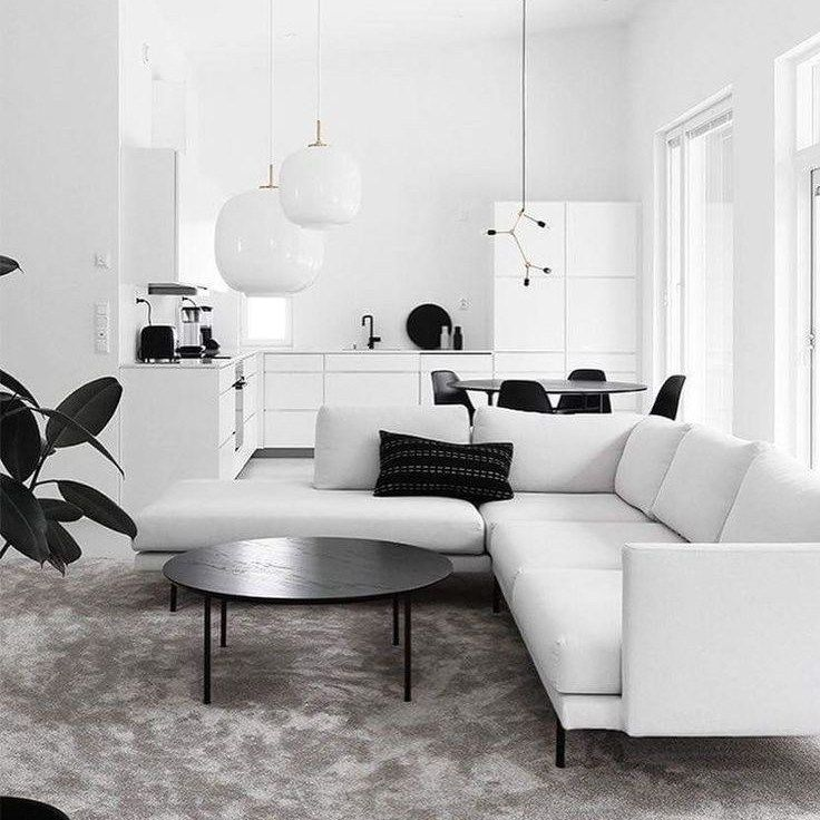 34 Choosing Eclectic White Living Room Decor Is Simple