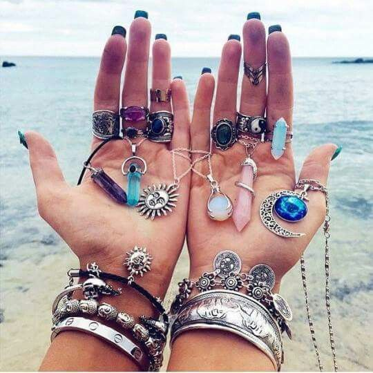 Image result for Funky Looking Jewelries
