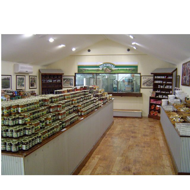 There's nothing we love more than looking back on old photos. The nostalgia really hits in with this one. This is our Farm Shop from 2008. If you've visited us recently you know that our shop is looking very different. #Beerenberg #BeerenbergFarm #ThrowbackThursday #AustralianOwned #AustralianMade #AdelaideHills #Hahndorf
