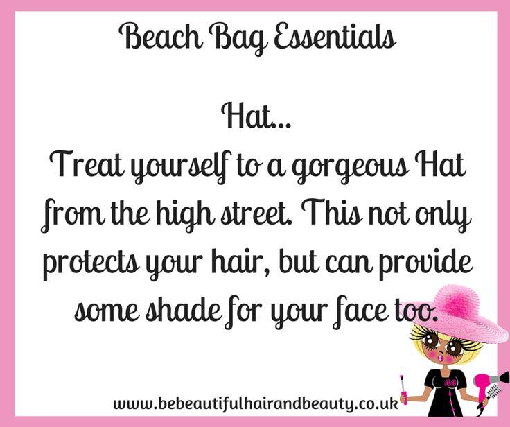 Summer Beach Bag Essentials Tip #2