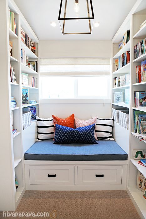 118 curated dormers nooks window seats ideas by Built in reading nook
