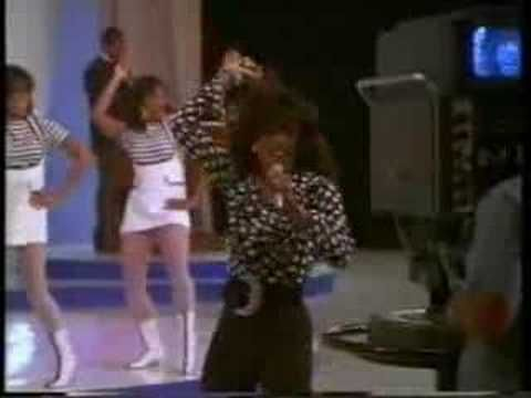 Ike and Tina Turner shake your tail feather - expert lip sync by Angela Bassett
