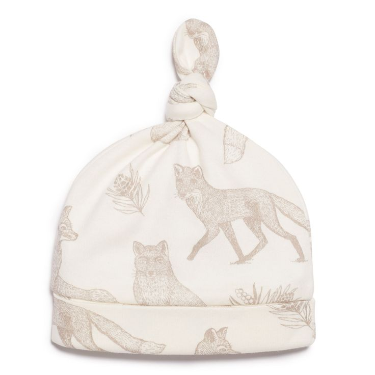 Foxy knot hat is essential item for your hospital bag to keep newborn baby's tiny head warm.     #wilsonandfrenchy #babystyle #newborn #hospitalbag #knothat #baby #fashion #unisex #babylove #perfectbabies  #unisexbabyclothes  #newmum #babygift #babyshower #australiandesign #shopbaby #mumsunite #babylove #magicofchildhood #little