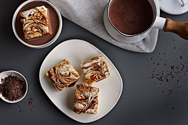 361 best incredible recipes and food photography images on pinterest recipe for homemade spiced caramel marshmallows with hot chocolate recipe for homemade honey marshmallows and forumfinder Image collections