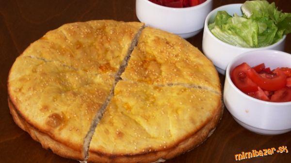Chlebík, ktorý najlepšie chutí naplnený kuracím mäskom a čerstvou zeleninkou...(viď moje recepty) V ...